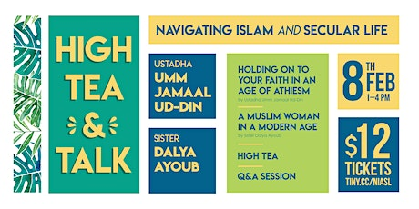 Navigating Islam and Secular Life tickets