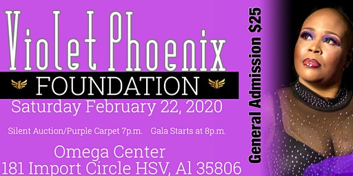 Violet Phoenix Foundation Gala