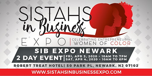 Sistahs in Business Expo 2020 - Newark, NJ