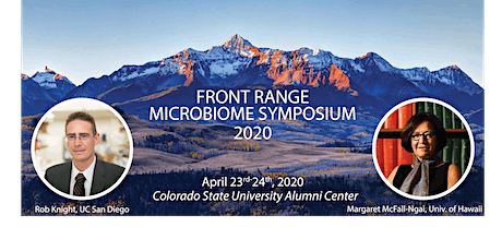 Front Range Microbiome Symposium tickets