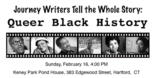 Journey Writers Tell the Whole Story:  Queer Black History