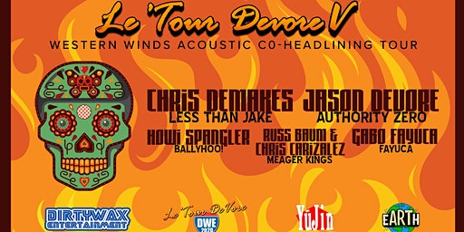 Le Tour Devore V: The Western Winds Acoustic Tour
