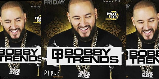Hot 97's DJ Bobby Trends