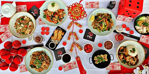 P'Nut's Chinese New Year Workshop For Kids - LUNCH & ACTIVITIES INCLUDED