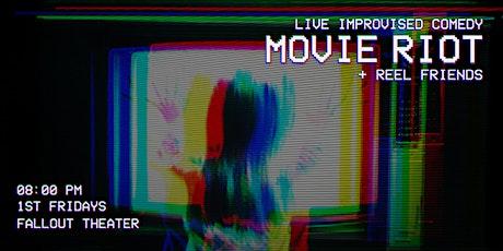 Movie Riot ft. Reel Friends tickets