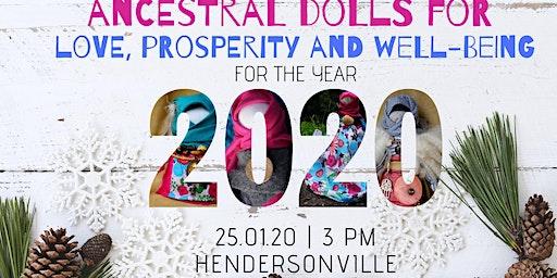 Ancestral Dolls Workshop Creating 2020