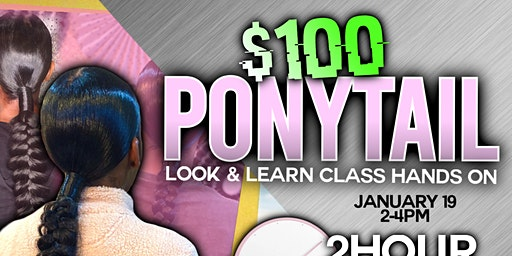 Ponytail Class