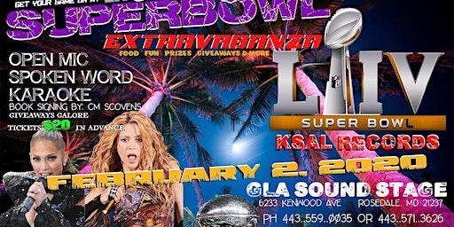 LA's Superbowl Extravaganza