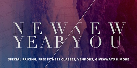 New Year, New Decade, New You tickets
