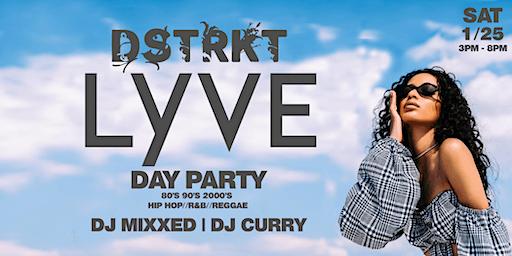 DSTRKT LYVE: U ST DAY PARTY