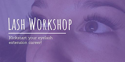 Eyelash Extension Workshop | Intro To Lash Artistry