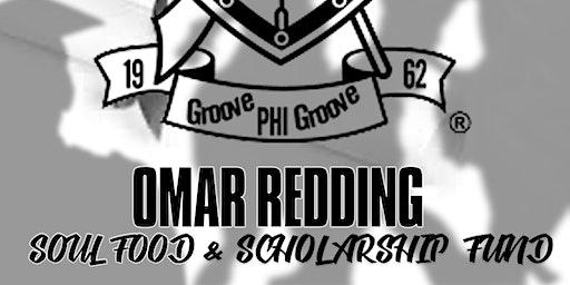 Omar Redding: Soul Food & Scholarship Luncheon