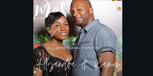 Allyandra and Ramon's Wedding