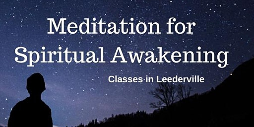 Free class: Meditation for Spiritual Awakening
