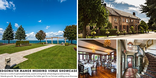 Edgewater Manor Wedding Show