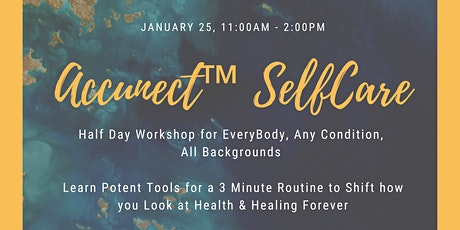 Accunect™ SelfCare Workshop tickets
