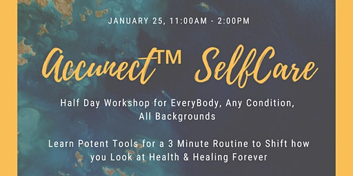 Accunect™ SelfCare Workshop