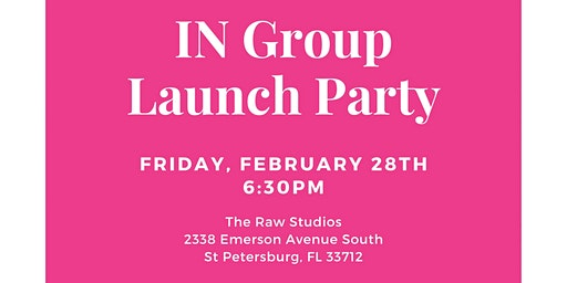 The IN Group Launch Party