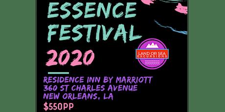 2020 Essence Festival tickets