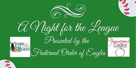 A Night with the League, a benefit Gala presented by the Eagles tickets