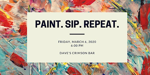 Paint. Sip. Repeat.