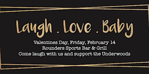 The Underwoods Adopt Valentine's Fundraiser