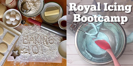 Baking and Royal Icing 101 - Spring Hill
