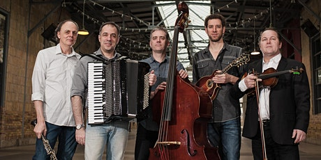 Beyond the Pale: New Acoustic Klezmer & Balkan Music tickets