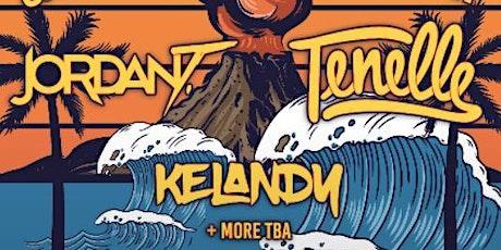 Jordan T, Tenelle, and Kelandy @ Garden Amp tickets