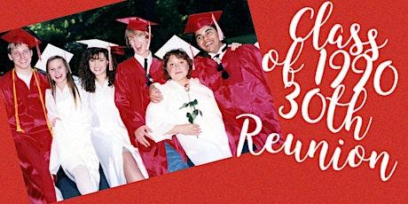 AHS Class of 1990-31th Reunion tickets