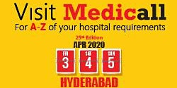 Medicall  India's largest and No.1,B2B Medical Equipment Expo