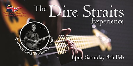 The Dire Straits Experience tickets