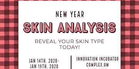 Skin Analysis In UM tickets