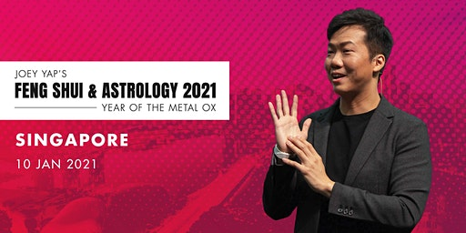 Joey Yap's Feng Shui & Astrology 2021(Singapore)