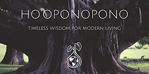 Ho'oponopono Based Meditation
