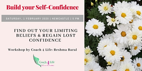 Building my Self-Confidence Back tickets