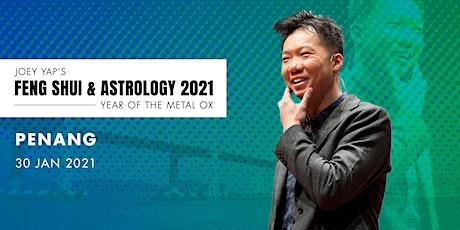Joey Yap's Feng Shui & Astrology 2021 (Penang) tickets