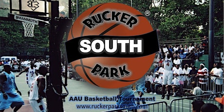 RUCKER PARK SOUTH - AAU BASKETBALL INVITATIONAL tickets