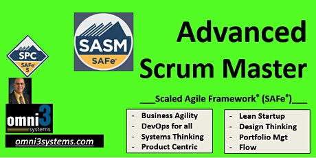 .SASM-SAFe-Adv'd-Scrum-Master_Bloomington+Product-lean-agile-DevOps-kanban tickets