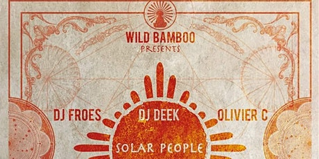 Solar People 14/02/2020 - Afterwork - Free Entrance tickets