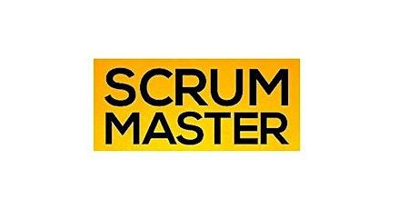 3 Weeks Only Scrum Master Training in Jackson | Scrum Master Certification training | Scrum Master Training | Agile and Scrum training | February 4 - February 20, 2020 tickets