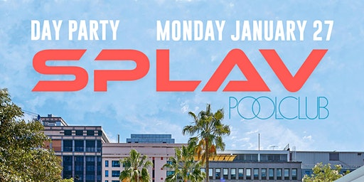 SPLAV @ IVY POOL 27.1.20