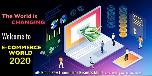 Online Webinar : Built E-commerce Skillset as Easy as 123 (Own a Webstore)-Ipoh