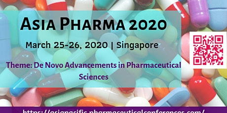 23rd Asia Pacific Pharma Congress tickets