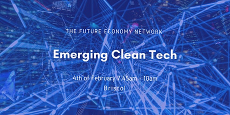 Business Breakfast: Emerging Clean Tech tickets