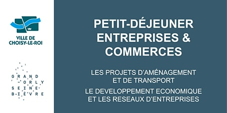 Petit-déjeuner entreprises & commerces de Choisy-le-Roi 2020 billets