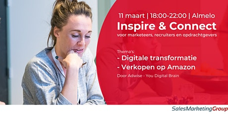 Inspire & Connect |  11 maart tickets