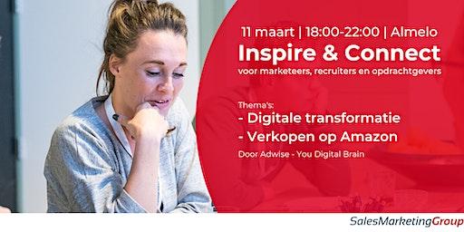 Inspire & Connect |  11 maart