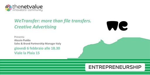 WeTransfer: more than file transfers.  Creative Ad