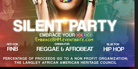 Embrace Your Color tickets